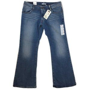 Levi's 537 Women Jeans Size 12 M Low Flare NWT